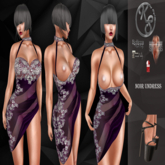 NOIR UNDRESS VIOLET