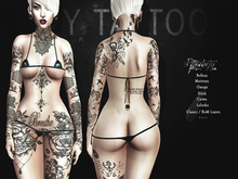 -7P-Ivy Tattoo Appliers