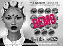 Dotty's Secret - The Goddess - Makeup Set [DEMO]