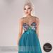 .:FlowerDreams:.Melinda - turqoise