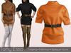 Tony Esso - Beatrice Sweater (Orange)