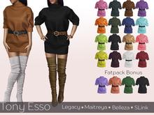 Tony Esso - Beatrice Sweater FatPack