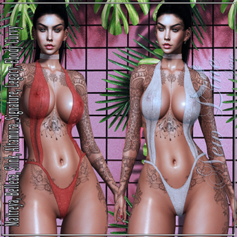 .:: New Line Store ::. Swimsuit Bela - ADD-ME