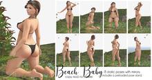 . Infiniti . - Beach Baby - [8 Static Poses]