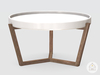 hive // tenley coffee table