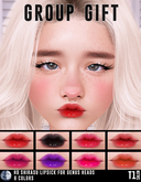 TOP1SALON - HD SHIRASU LIPSTICK (Genus) Almost gift!