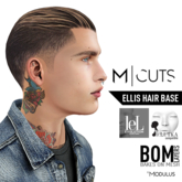 Modulus - Ellis Hair Base - Lelutka + BOM