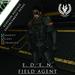 [Echelon] // E.D.E.N. Field Agent Armor