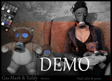 *-* Gas Mask & Teddy DEMO