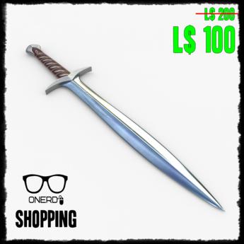 <ONERD> Double Sword