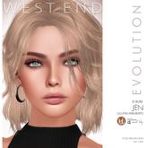 [ west end ] Shapes - Jen (Lelutka Erin Evolution) (add)