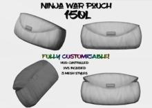 [DS] Ninja War Pouch