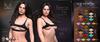 [[ Masoom ]] Tessa Top- FATPACK - Legacy Perky, Legacy, Lara & Hourglass