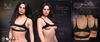 [[ Masoom ]] Tessa Top- Black - Legacy Perky, Legacy, Lara & Hourglass