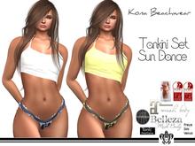 Kona Tankini Set Sun Dance