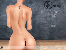 """Live passionately - Henna """"Add me, please"""""""
