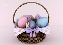 Bowtique - Easter Spring Basket (Wearable)