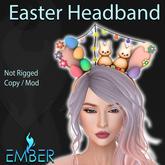 Ember Easter Head Band
