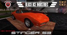 [B.A.I] 1976 Stinger S3