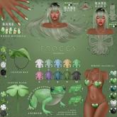bonbon - froggy - FATPACK