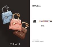 """MOWIE - """"Amal"""" Bag"""