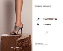 """MOWIE - """"Estelle"""" Sandals"""