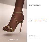 """MOWIE - """"Jovie"""" Sandals"""