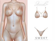 Sweet Lingerie ➔ NUDE *materials | bom | rlv*