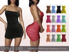 Tony Esso - Sweeter Than Candy Dress FatPack