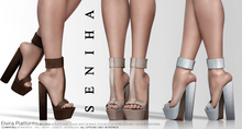 Seniha. Elvira Platforms // Fatpack