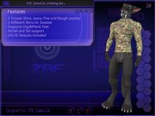 ZAF_SaberCat_Clothing Set 1