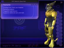 ZAF_SaberCat_Space Suit