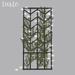 tarte. ivy chevron trellis (black)