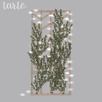 tarte. ivy chevron trellis (natural)