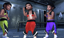 R2A- KIDS 1UP OUTFIT