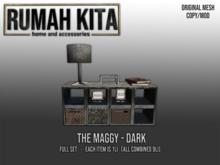 Rumah Kita - The Maggy - Dark