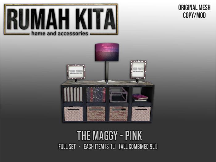 Rumah Kita - The Maggy - Pink