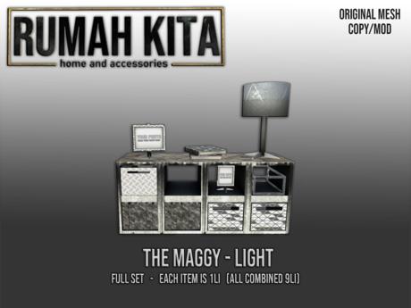 Rumah Kita - The Maggy - Light