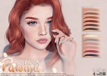 WarPaint* Paloma brows - Lelutka Evo fit [naturals] - BoM