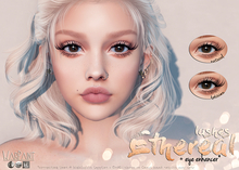 WarPaint* Ethereal lashes [Catwa]