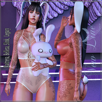 .:: New Line Store ::. Bunny Sexy - ADD-ME