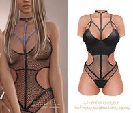 DarkFire J.J. Fishnet Bodysuit-#02