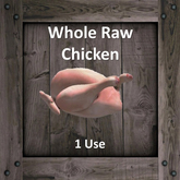 DFS Whole Raw Chicken 65