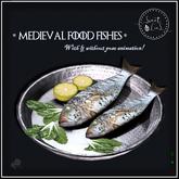 Medieval Food Fishes - Sweet Lies Original