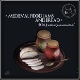 Medieval Food Jams & Bread - Sweet Lies Original