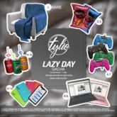 tylie// LAZY Day Gacha FATPACK