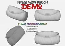 [DS] Ninja War Pouch Demo
