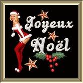 POOFER Joyeux Noel femme noel (25) Boite