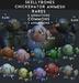 Skellybones -- Chickenator Animesh Robot #12 RARE