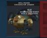 Skellybones -- Chickenator Animesh Robot GLE